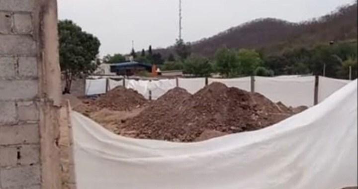 Investigan si hubo delitos contra el ambiente y la salud por el cementerio en Cerrillos