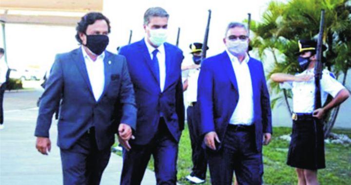 Sáenz se abroquela con sus pares del Norte para ser contrapeso del centralismo en Buenos Aires