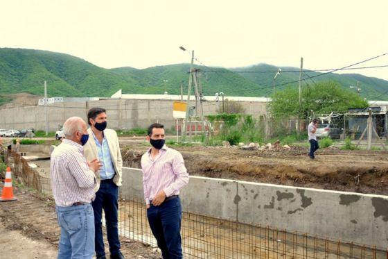 Parque Industrial: aseguran que la red de desagües pluviales allana camino a empresas