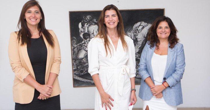 Mujeres copan la gestión Bettina Romero y la intendenta evita confrontar con Sáenz