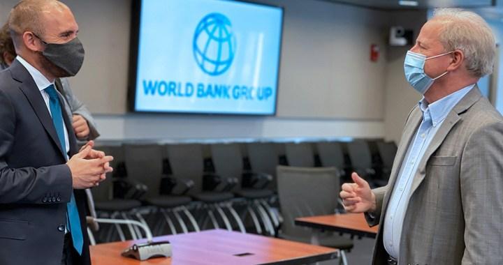 El Banco Mundial ratificó el desembolso de créditos por US$ 2.000 millones para obras