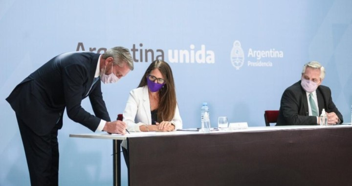 Salta adhirió al Acuerdo Federal para una Argentina Unida Contra la Violencia de Género