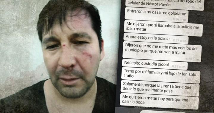 El Quebrachal: Imputan a un hombre por lesiones y amenazas a periodista