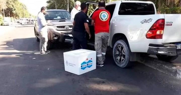 Chocó el ministro de Salud de Corrientes: tenía vacunas contra la Covid-19