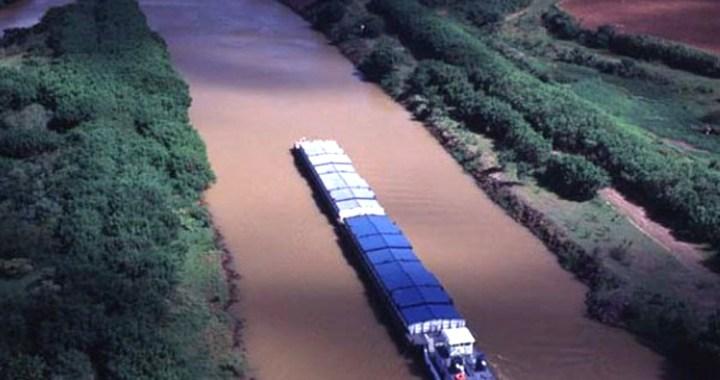 Katopodis prorrogó el contrato del sistema fluvial Paraná-Paraguay