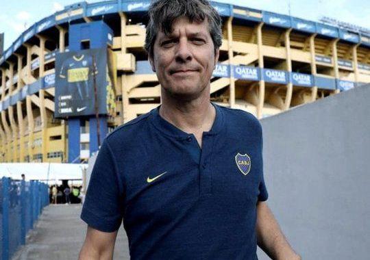 Mario Pergolini y las razones de su renuncia a la vicepresidencia de Boca