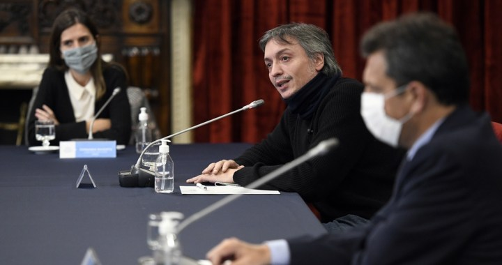 «Lo central es mejorar la calidad de vida de la gente»: Máximo Kirchner
