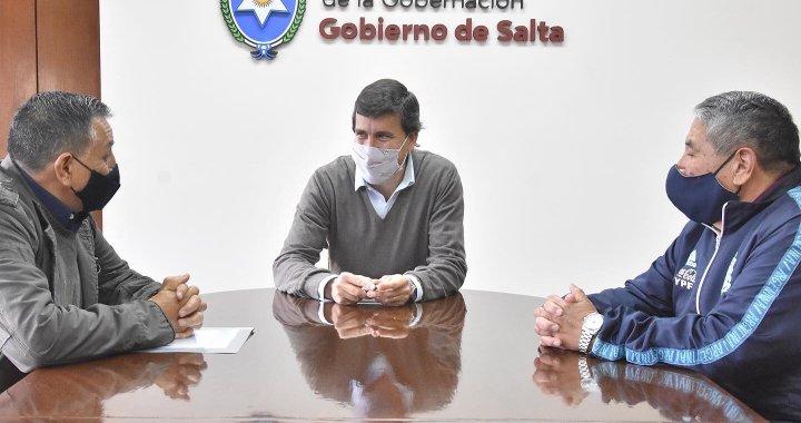 Matías Posadas busca el «voto azul» tras el cruce entre Seguridad y Fiscalía