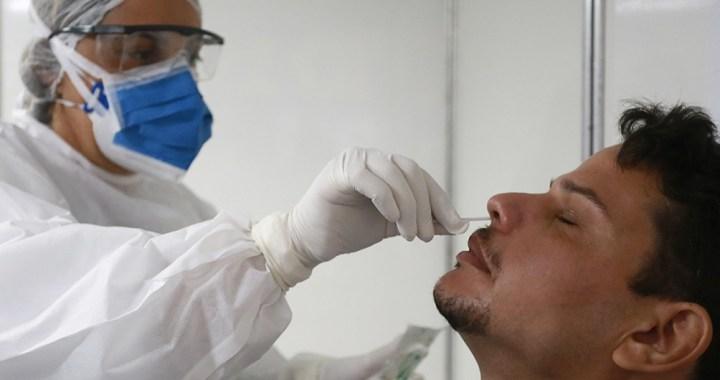 Coronavirus: funcionan 5 centros de testeo el fin de semana