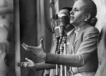 A 69 AÑOS DE SU MUERTE   Eva Perón, un mundo hecho de palabras en carne viva