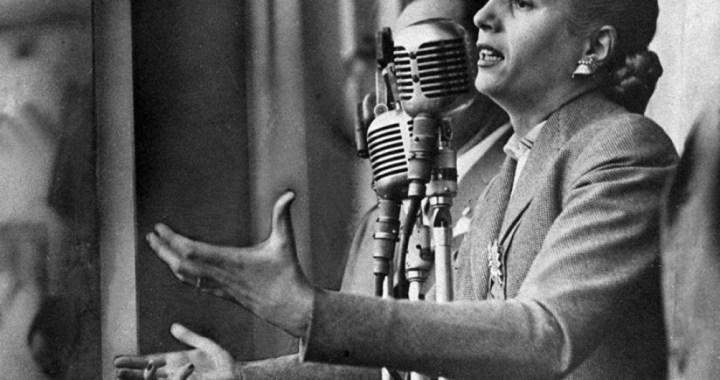 A 69 AÑOS DE SU MUERTE | Eva Perón, un mundo hecho de palabras en carne viva