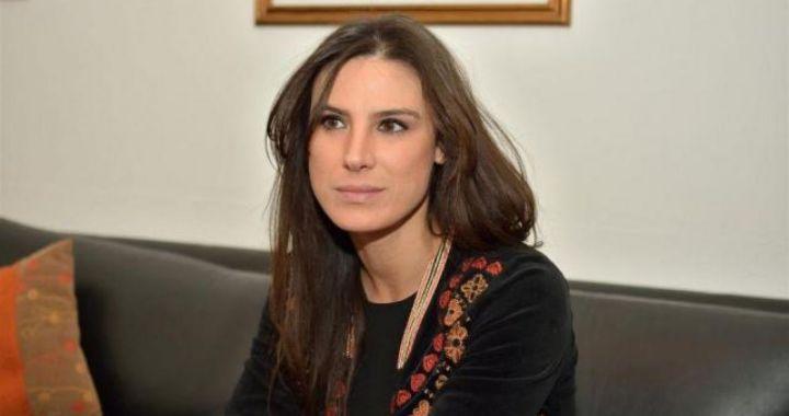 Pamela Calletti: «Sáenz tiene una gran aceptación entre los salteños»