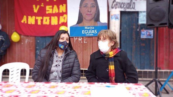 María Lapasset: «La provincia tiene que cambiar el sistema productivo»