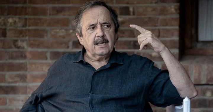 Ricardo Alfonsín: «La UCR persevera en posiciones de derecha»