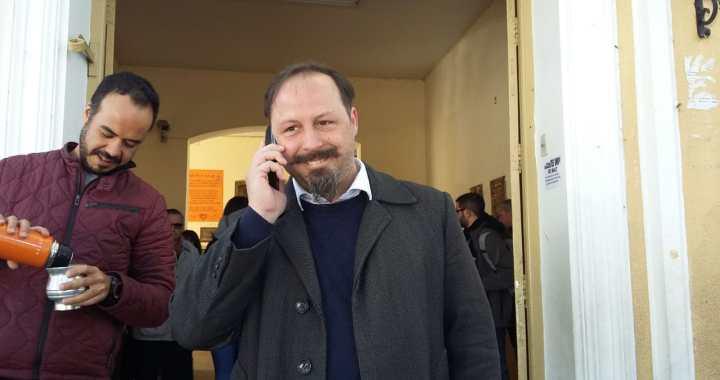 «Las diferencias con el gobernador Sáenz son profundas»: Maurio Sabbadini