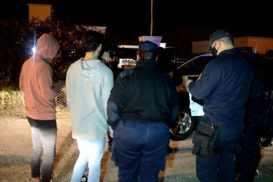 Se clausuraron 32 fiestas clandestinas y se labraron más de 1.500 infracciones