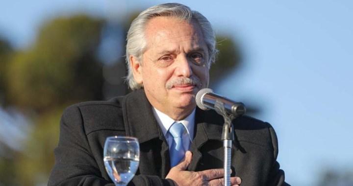 Alberto Fernández reconoce que la reunión en Olivos «no debió haberse hecho»