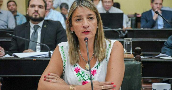 Silvina Abilés: Estamos haciendo obras que van a quedar para el futuro»