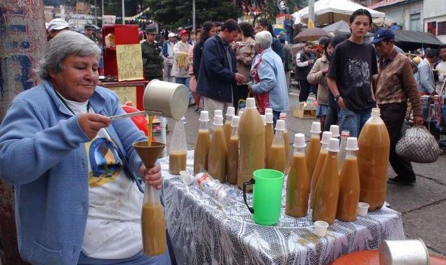 Algarabía (casi) post-pandemia: La Caldera se prepara para el Festival de la Chicha