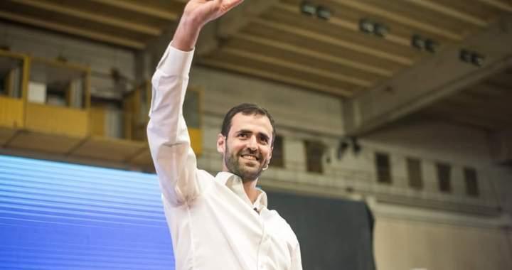"""Emiliano Estrada: """"Vamos a hacer una Salta igualitaria, federal y productiva"""""""
