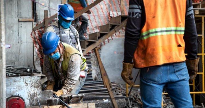 La construcción ya superó los niveles de actividad registrados en la era Macri