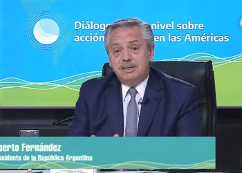 Ante la ONU, Fernández calificó de «tóxico» el préstamo del FMI a Macri