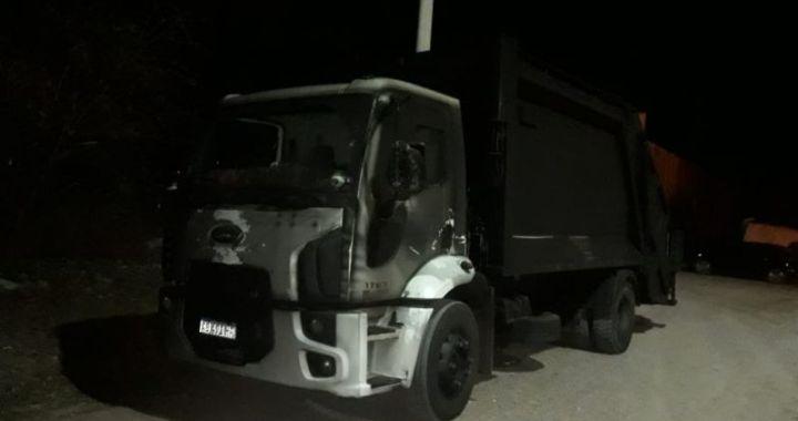 J.V. González: el incendio del depósito municipal fue intencional, dice la Policía