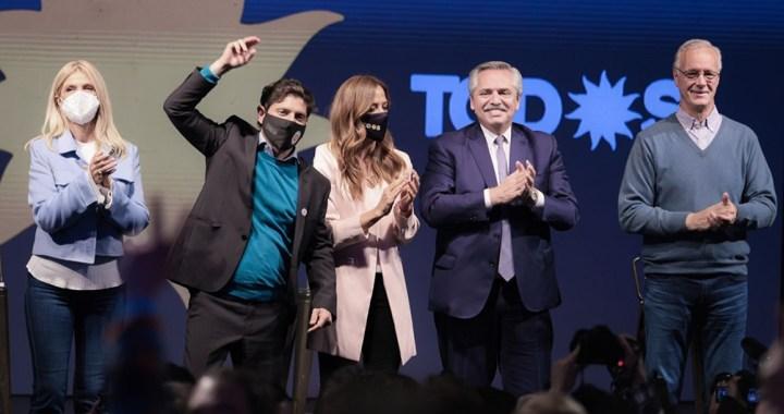PASO: Encuesta pronostica triunfo del Frente de Todos en el país
