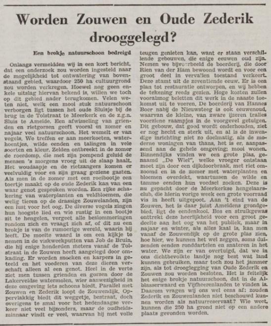 Nieuwsblad voor Gorinchem en omstreken 12-02-1951 pagina 2