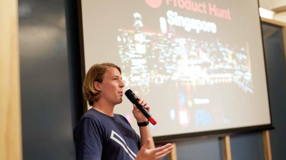 Product Hunt Meetup Singapore