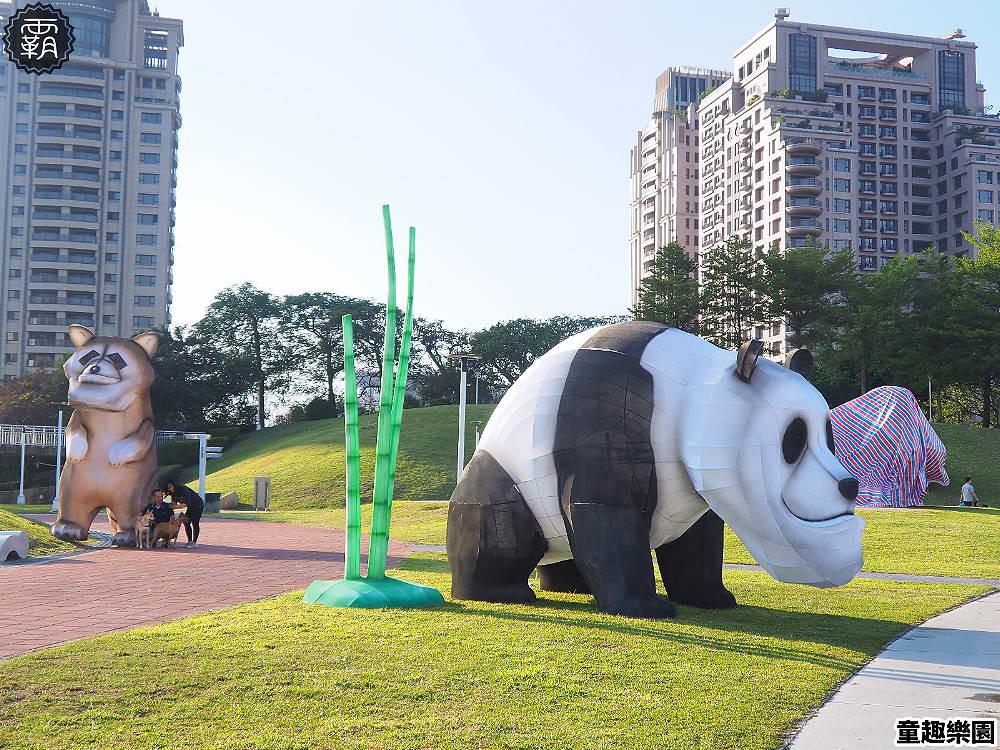 <台灣燈會> 2020台灣燈會,戽斗星球動物齊聚文心森林公園,副展區打造童趣樂園!(含展區地圖、停車交通資訊)