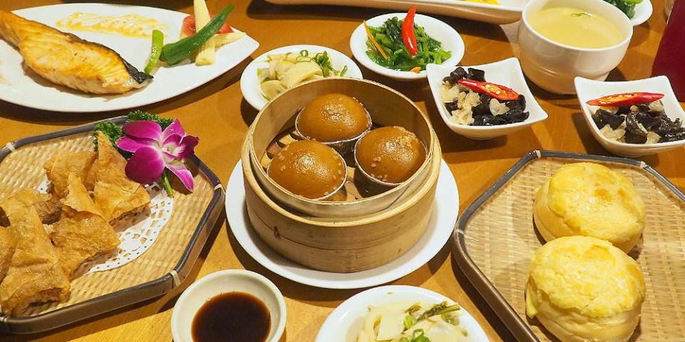 <台中食堂> 亦秋堂,大墩家樂福中式簡餐、港式點心,相約聚餐下午茶都適合!