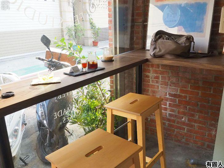 20201015201701 76 - 草悟道巷弄內隱密咖啡館,有圓人.咖啡工作室,品著台灣茶咖啡配抹茶布蕾~