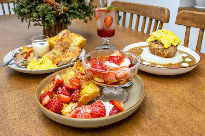 <台中早午餐> 凡日 bread & meal,老宅內的法式吐司早午餐,擁抱日式清新風貌!