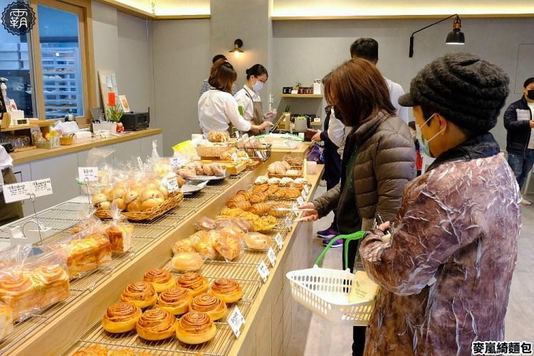 <台中麵包> 麥嵐綺麵包 Melanger Bakery,台中店全新店面開張,人氣秒殺麵包這裡通通有!(台中肉桂捲/西區麵包/試吃)