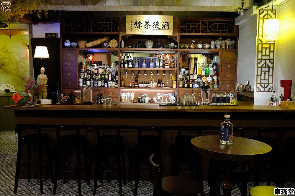 <台中餐酒館>  東瑤堂,中藥行酒吧超有特色,不賣中藥賣起了牛肉麵跟藥燉湯!(台中酒吧/西區餐酒館/試吃)