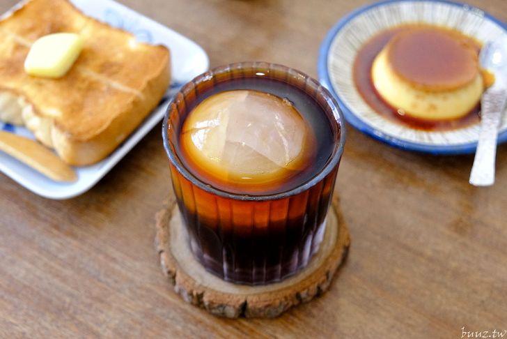 20210427192101 6 - 黎明新村福氣咖啡館,Fooki Coffee Roasters,老宅內醇厚冰滴咖啡配焦糖布丁~