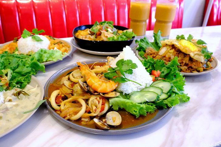 20210428192611 57 - 隱身在模範街內的泰式餐館,張波歺室,平價美味用餐時間人潮多