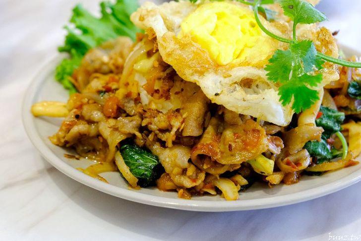 20210428205846 45 - 隱身在模範街內的泰式餐館,張波歺室,平價美味用餐時間人潮多