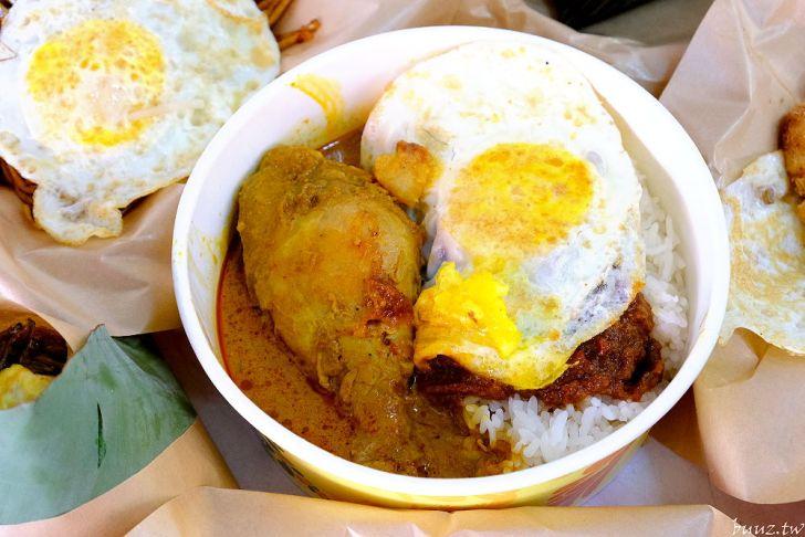 20210430224526 72 - 柳川旁馬來西亞風味料理,老王去野餐,騎樓下的南洋小吃,三八醬炒麵香辣入味