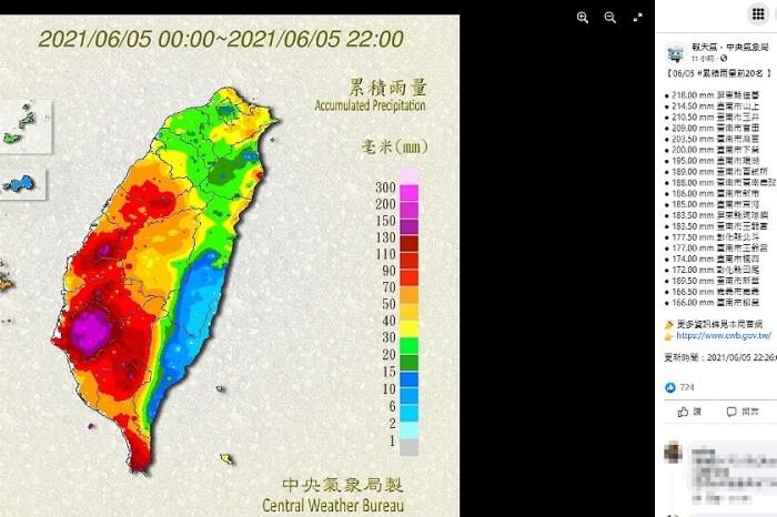<生活資訊> 中部地區解除供5停2限水措施,梅雨鋒面帶來雨量紓緩水情!