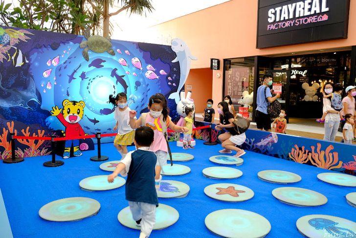 20210911135639 7 - 三井outlet有巧虎海洋主題探險,爸爸媽媽帶著大小朋友一起樂遊冒險解謎!