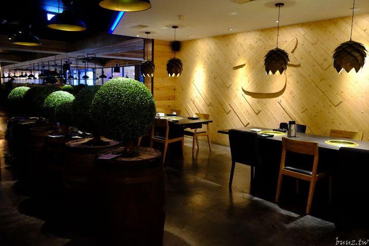 20210929185455 5 - 黑色風格燒肉店,Nikuniku 肉肉燒肉,豪華套餐品嚐極上牛小排、翼板牛小排