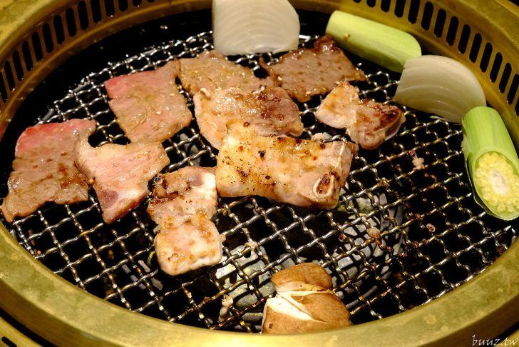 20210929190002 40 - 黑色風格燒肉店,Nikuniku 肉肉燒肉,豪華套餐品嚐極上牛小排、翼板牛小排