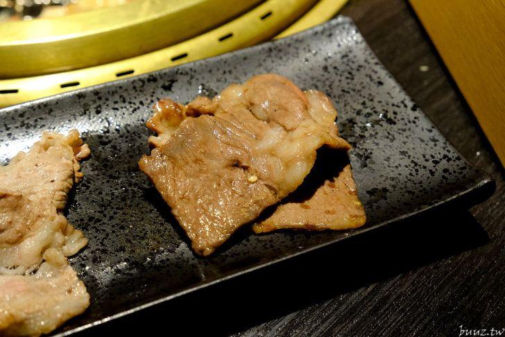 20210929190010 82 - 黑色風格燒肉店,Nikuniku 肉肉燒肉,豪華套餐品嚐極上牛小排、翼板牛小排