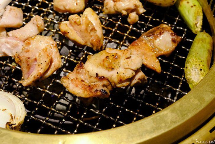 20210929190317 91 - 黑色風格燒肉店,Nikuniku 肉肉燒肉,豪華套餐品嚐極上牛小排、翼板牛小排
