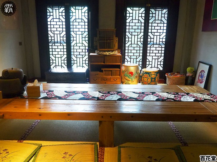 P9170018 01 - 古風情懷日雜店,百花堂百貨行,日式生活美學氛圍下享用定食餐點~