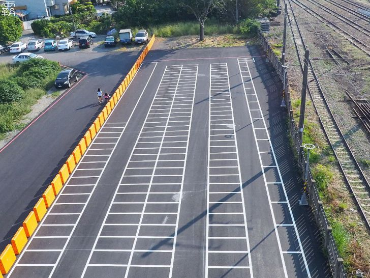 PA040058 01 - 大甲車站跨越橋啟用!新闢汽機車停車場,串聯前後站更便利!
