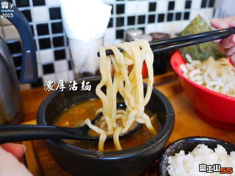 富士山55沾麵,關西元祖沾麵濃厚湯頭,來台第一間店進駐中科商圈。(日式拉麵/台中沾麵/台中拉麵)