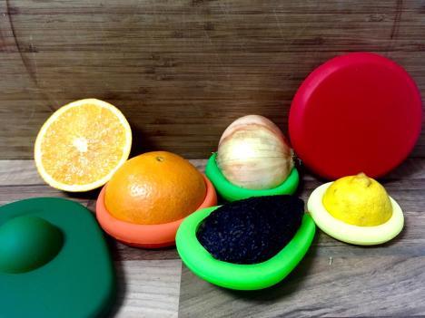 Protectores de fruta, verdura y aguacate